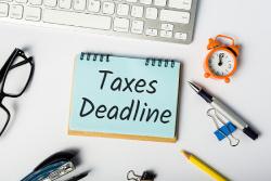 Taxes Deadline