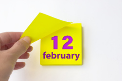 feb 12