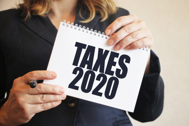 taxes for 2020
